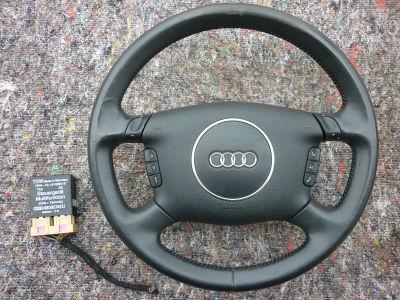 Px Audi A A A Mufu Lenkrad Beheizt Lederlenkrad Multifunktion Schaltwippen